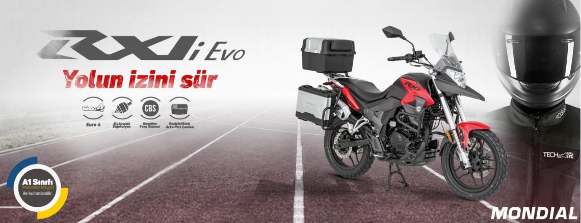 Mondial RX1-i Evo