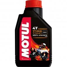 7100 4T 10W-40 Motul 1Litre Motosiklet Yağı