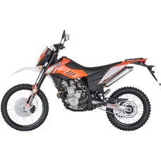 250 X-Treme Enduro Mondial 250CC Cross