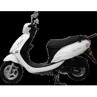100 Loyal Mondial 100CC Scooter