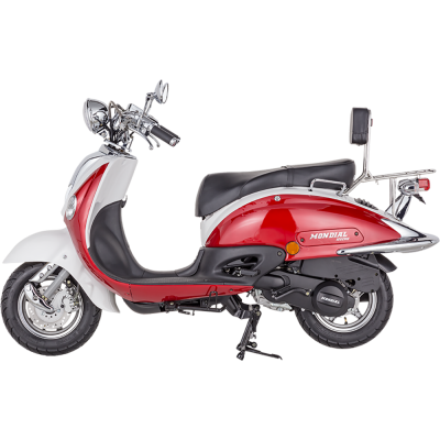 125 ZNU Mondial 125CC Scooter