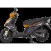 Mondial 125i Mash Euro4 Scooter