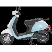 50 Revival Mondial 50CC B Sınıfı Ehliyet Uyumlu Scooter