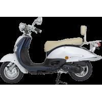 50 ZNU Mondial 50CC Scooter (B Sınıfı Ehliyetle Kullanılabilir)