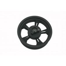 Mondial 150 Mash Scooter - Arka Jant  Çelik 3.50x13 - Siyah